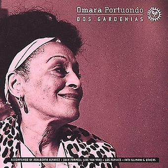Omara Portuondo - Dos Gardenias [CD] USA import