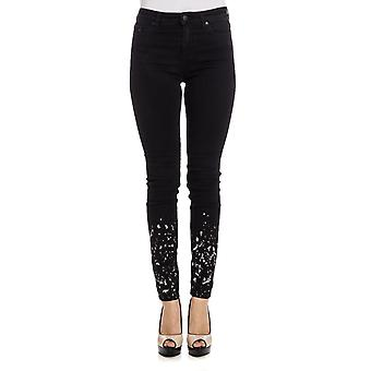 Anglomania DS0LT1 black ladies cotton of jeans