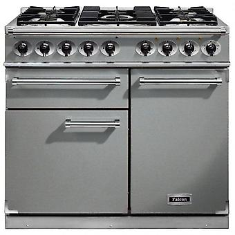 FALCON F1000DXDFSSCG 97090 - 100cm Deluxe Range Cooker, Stainless Stee