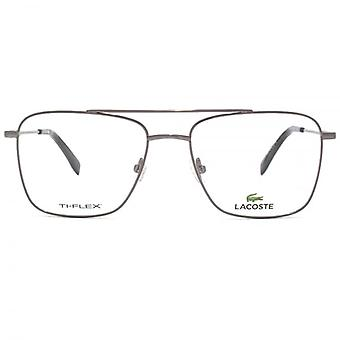 Lacoste L2229 Glasses In Gunmetal
