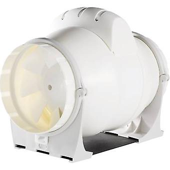 Ventilador extractor de conducto 230 V 560 m³/h Wallair 20 de 15 cm