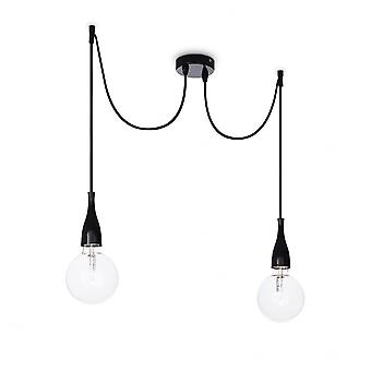 Ideal Lux minimo Sp2 Bianco Opaco