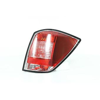 Right Tail Lamp (Clear Estate Models) for Vauxhall ASTRA mk5 Estate 2007-2009