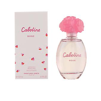Gres Cabotine Rose Eau De Toilette Vapo 100ml Womens New Scent Perfume Fragrance