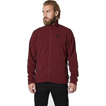 Helly Hansen Mens Daybreaker Full Zip Fleece Polartec giacca calda