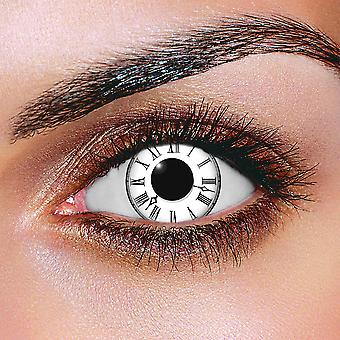 Tick Tock Contact Lenses (Pair)