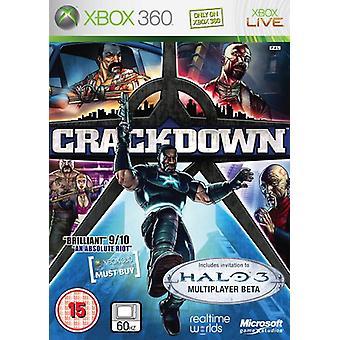 Crackdown (Xbox 360) - Usine scellée