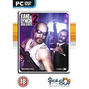 Kane Lynch 2-Dog Days (PC-DVD)