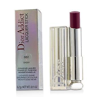Christian Dior Dior Addict Lacquer Stick - # 882 Sassy - 3.2g/0.11oz
