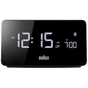 Braun Digital Bluetooth Alarm Clock BNC020BK Watch