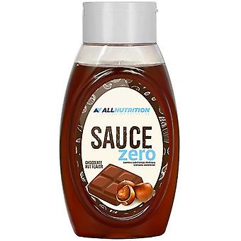 Allnutrition Sauce Zero Chocolate Nut 450 ml (Sport , Food , Syrups & sauces)