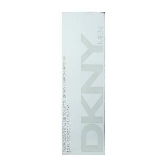 DKNY Men Energizing Eau De Toilette Spray 1.0Oz/30ml New In Box