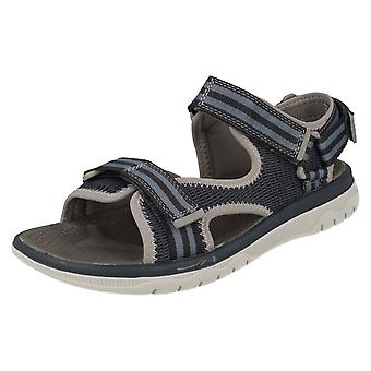 Mens Cloudsteppers by Clarks Sandals Balta Sky