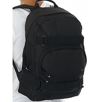Globe Black-Black Thurston - 22 Litre Skateboarding Backpack