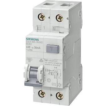 Siemens 5SU1356-7KK13 RCCB 1-pino 13 por 0,03 A 230 V
