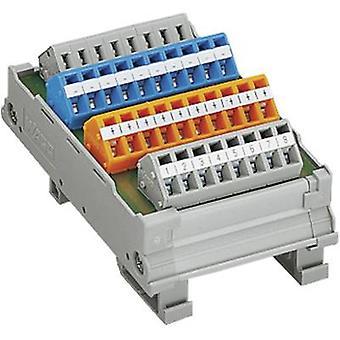 Connection module WAGO Content: 1 pc(s)