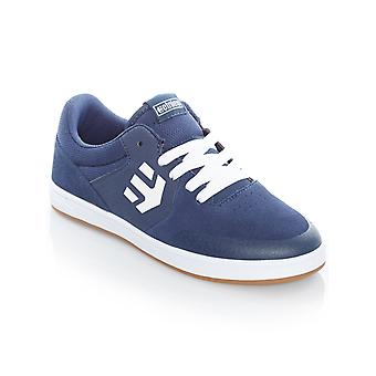 Etnies Navy Marana Kids Shoe