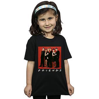 Friends Girls Group Photo Formal T-Shirt