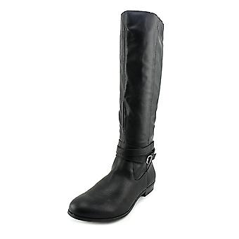 SC35 Fridaa Wide Calf Riding Boots - Barrel
