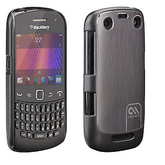 Case-Mate Brushed Aluminum Barely There Case for Blackberry Curve 9350 / 9360 (S
