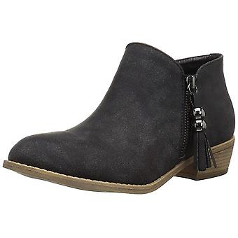 Journee Collection Womens Kizzie Closed Toe Ankle Fashion Boots