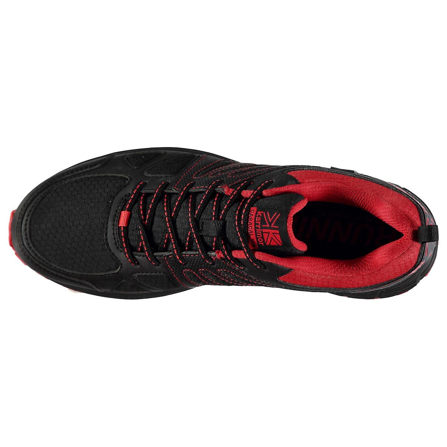 low priced d77df 10efa Karrimor Mens Caracal Waterproof Trail Running Shoes Runners Lace Up  Breathable