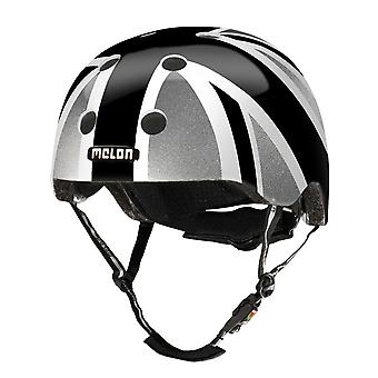 Melon urban active story bike helmet / / Union Jack plain
