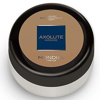 Mondial Axolute Homme Luxury Shaving Cream Soft In Bowl 150ml