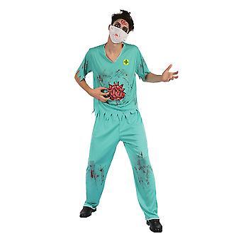 Zombie Surgeon Man