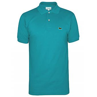 Lacoste Lacoste Classic L1212 Turquoise Polo Shirt