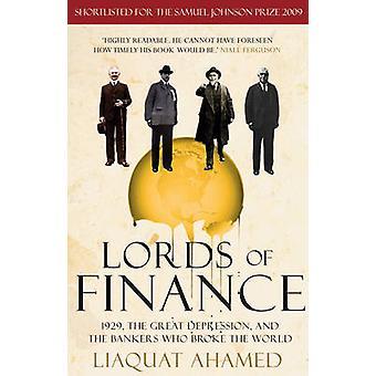 Herren von Finance - 1929 - die große Depression- und die Banker, die B