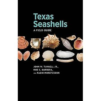 Texas Seashells - A Field Guide by John W. Tunnell - Now C. Barrera -