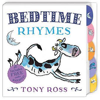 Min favorit Nursery Rhymes styrelse bok - läggdags Rhymes av Tony Ross-