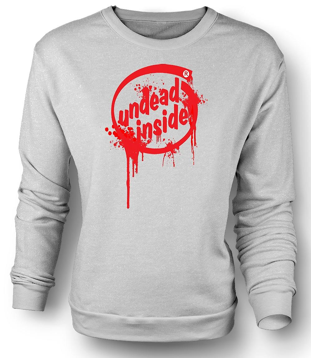 Divertente non morti all'interno - Zombie - Mens Sweatshirt