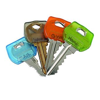 Nite Ize Identikey Covers Assorted (4 Pack)