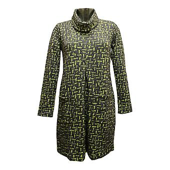 Capri Tunic CRR 1436 Grey With Lime