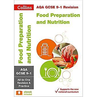 AQA GCSE Speisenzubereitung und Ernährung-All-in-One-Revision und Praxis - Collins GCSE 9-1 Revision