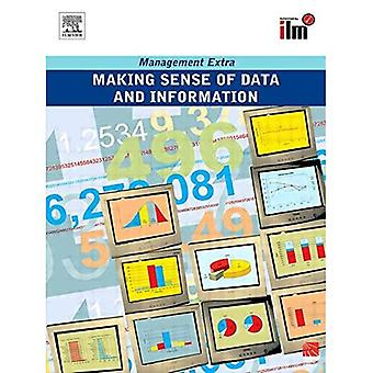 Making Sense of Data and Information: Management Extra: 21A