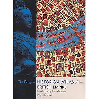 L'Atlas historique de pingouin de l'Empire britannique (référence de pingouin)