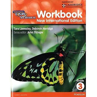 Heinemann Explore Science Workbook 3