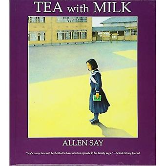 Tee mit Milch