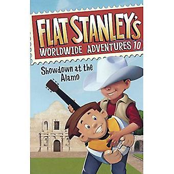 Showdown im Alamo (Flat Stanley weltweit Adventures)