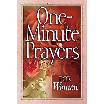 One-Minute Prayers for Women (One-Minute Prayers)
