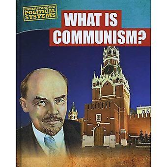 Hvad er kommunismen?
