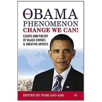 Obama fenomen förändring kan vi!, den