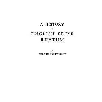 تاريخ إيقاع النثر الإنجليزية من سينتسبوري آند جورج