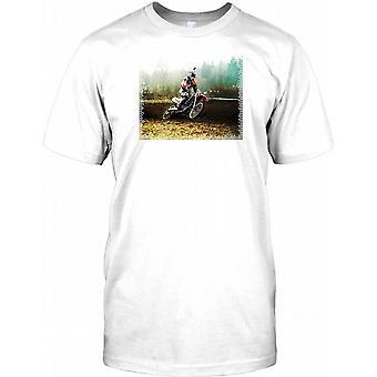 Motocross-Biker - Off Road Dirt Biker Kinder T Shirt