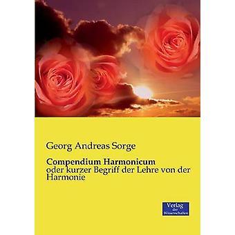 Compendium Harmonicum by Sorge & Georg Andreas