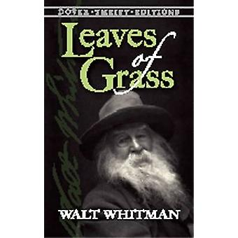 Leaves of Grass - 1855 by Walter Whitman - 9780486456768 Book