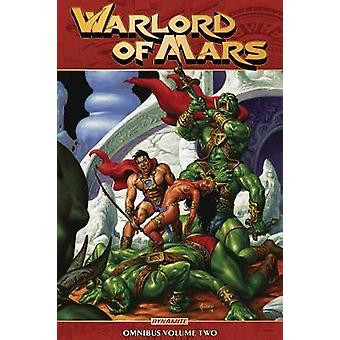 Warlord of Mars Omnibus Vol 2 TP by Arvid Nelson - 9781524105143 Book